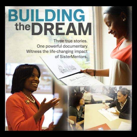 SISTERMENTORS.BUILDING THE DREAM FLYER